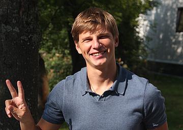 """Андрей Аршавин снова в """"Зените"""""""