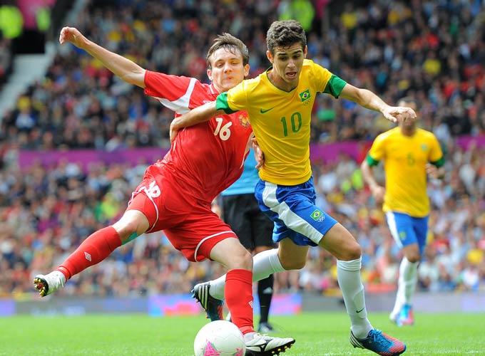 Бразилия — Белоруссия