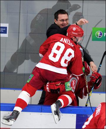 Андрей Назаров и Михаил Анисин