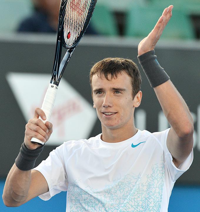 Кузнецов сумел выйти в четвертьфинал Касабланки