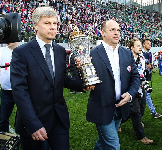 Вице-президента РФС Сергея Прядкина попросили сделать глубокий анализ его видения состояния профессионального клубного футбола