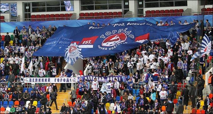 Нижегородские болельщики в Москве
