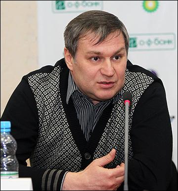 """Генеральный менеджер """"Салавата Юлаева"""" Олег Гросс"""