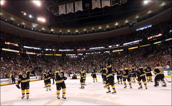 "Как дела, НХЛ? ""Бостон Брюинз"""