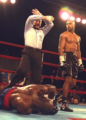 4 октября 1996 года. Второй средний вес. Соперник – Брайант Брэннон.
