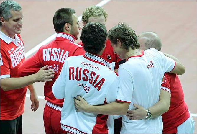 России вновь предстоит сыграть с Бразилией в Кубке Дэвиса