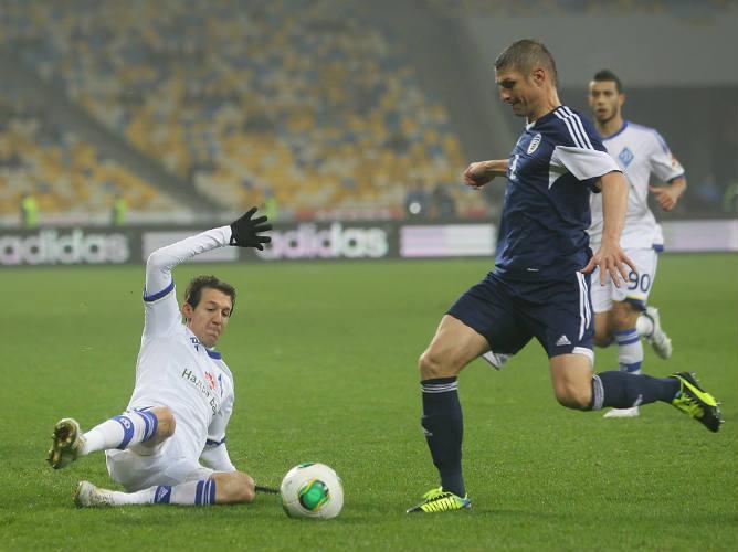 """В составе """"Говерлы"""" Езерский в свой 37-й день рождения провел 300-й матч в премьер-лиге"""