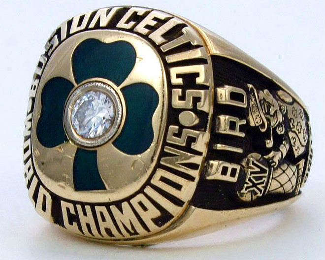 1984. «Бостон Селтикс»