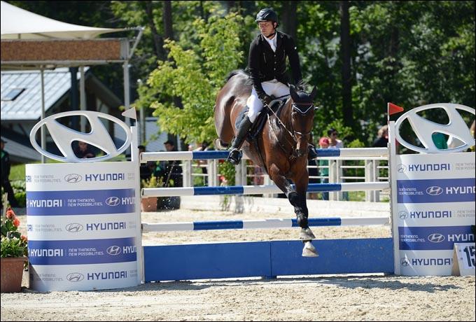 Конкур – чрезвычайно зрелищная дисциплина конного спорта