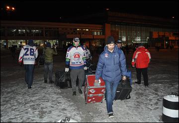 Хабаровск встретил морозом