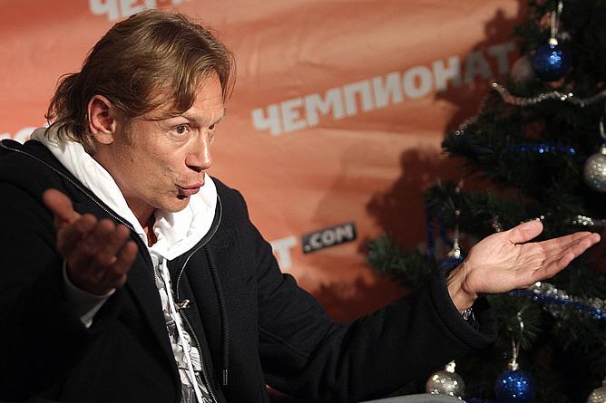 """Валерий Карпин в гостях у """"Чемпионат.com"""""""