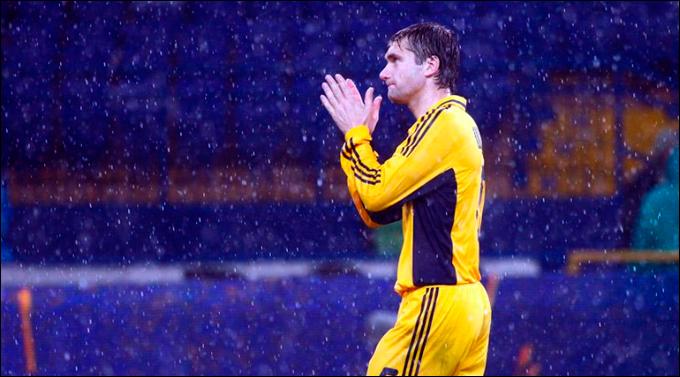 В следующем матче Шелаев может превзойти достижение Чижевского