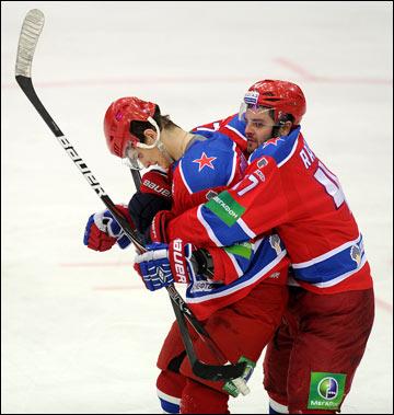 Николай Прохоркин и Александр Радулов