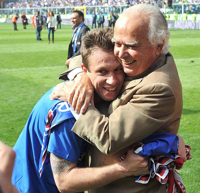 Антонио Кассано и Риккардо Гарроне: а ведь ничто не предвещало!