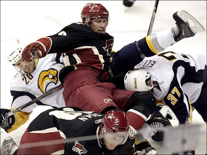 Новый сезон НХЛ. Фото 02