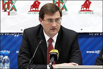 Помощник президента Белоруссии Максим Рыженков