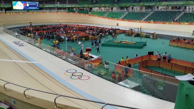 Олимпийский трек