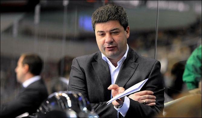 Леонид Тамбиев в работе.
