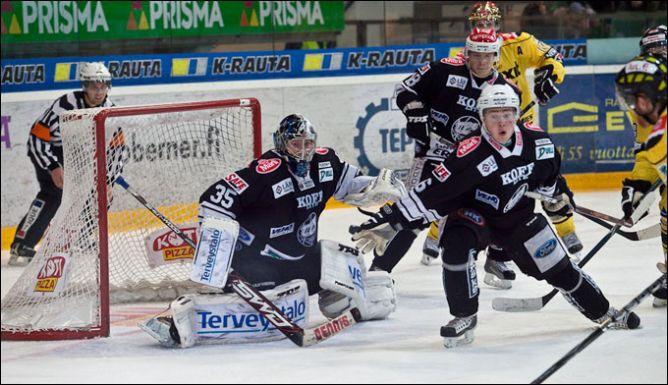 Чемпион Финляндии – ТПС.