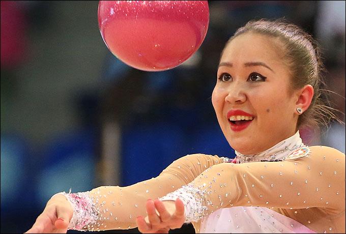 Алия Гараева, скорее всего, станет основной соперницей наших гимнасток