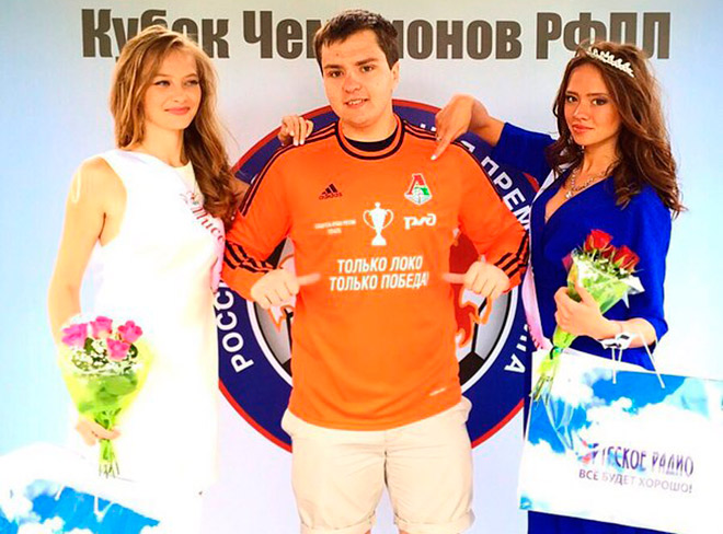Елизавета Беляева заняла третье место на конкурсе «Мисс Премьер-Лига»