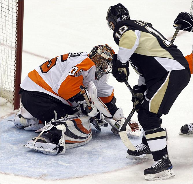 08.10.2010. НХЛ. Итоги дня. Фото 04.