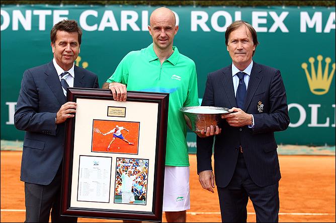 Иван простился с профессиональным теннисом в Монте-Карло