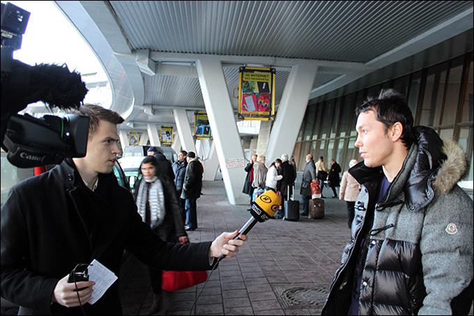 Ладислав Надь, первые шаги в Минске