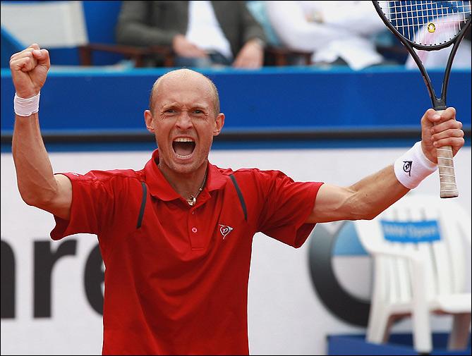 Спустя год Николай вернул себе статус первой ракетки отечественного тенниса