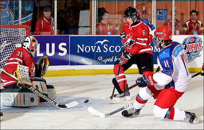 Юниорская (до 18 лет) сборная России на Мировом Кубке Вызова