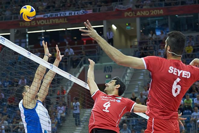 За пять матчей Мусави поставил 30 результативных блоков