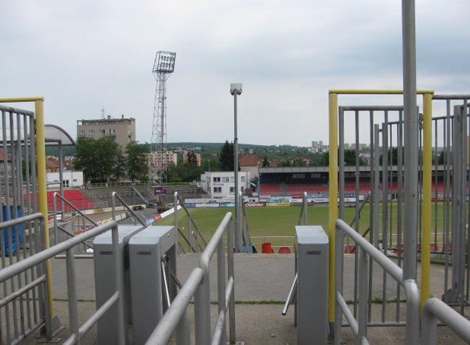 Футбол – второй по популярности вид спорта в Брно