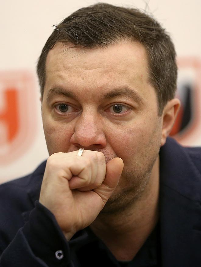 И. Воробьёв: почему в плей-офф перестал носить очки? Прозрел!