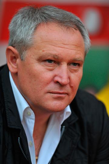 Юрий Красножан – самый загадочный тренер в России