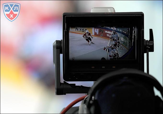 Хоккей и ТВ