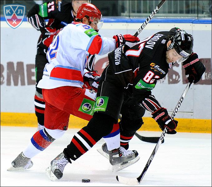 Сергей Широков и Александр Фролов поменялись клубами и формой