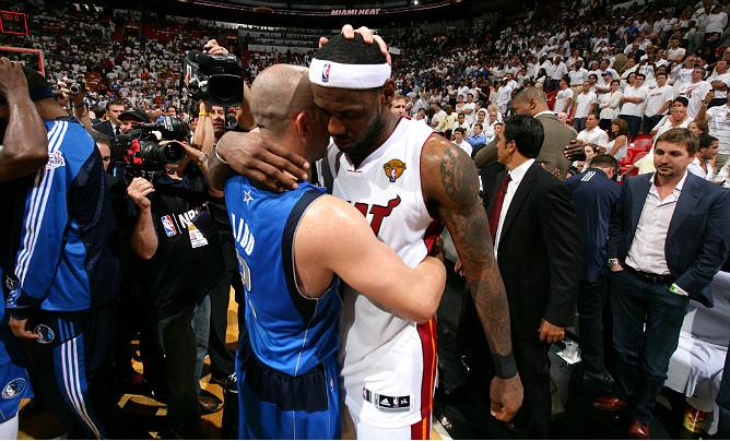 "НБА. Плей-офф. Финал. Матч № 6. ""Майами Хит"" – ""Даллас Маверикс"" – 95:105 (27:32, 24:21, 21:28, 15:13)"