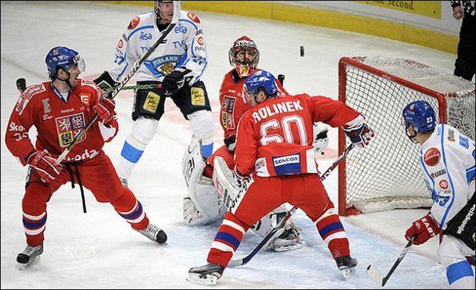 12 февраля 2011 года. Стокгольм. Евротур. Шведские игры. Финляндия — Чехия — 3:2 (ОТ).