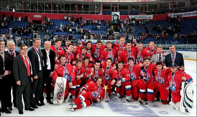 Сборная Востока — победитель Матча всех звезд МХЛ 2011 года.