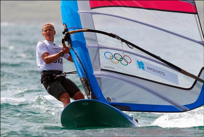 Ольга Масливец сохраняет отличные шансы на борьбу за медали.