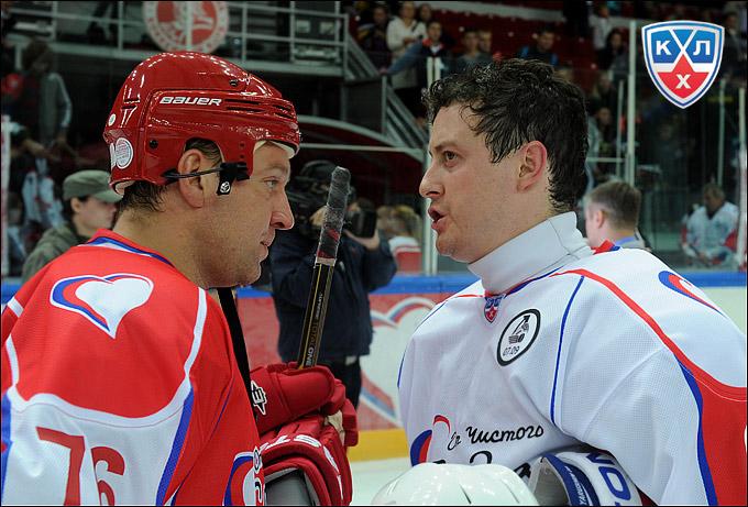 Вадим Епачинцев и Станислав Ярушин
