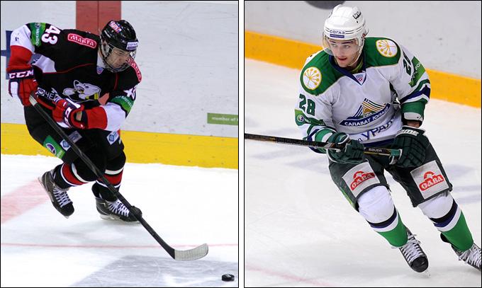 Валерий Ничушкин и Никита Филатов