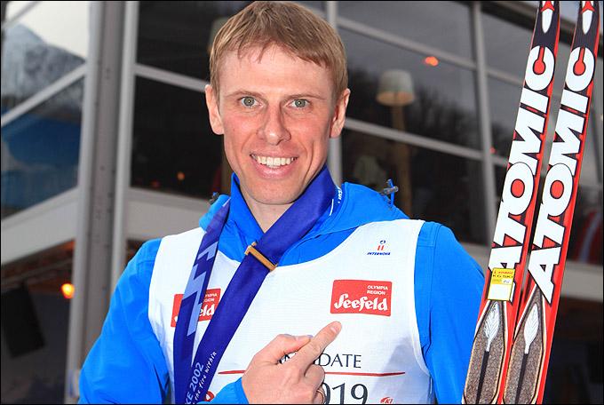 Олимпийский чемпион-2002 Михаил Иванов