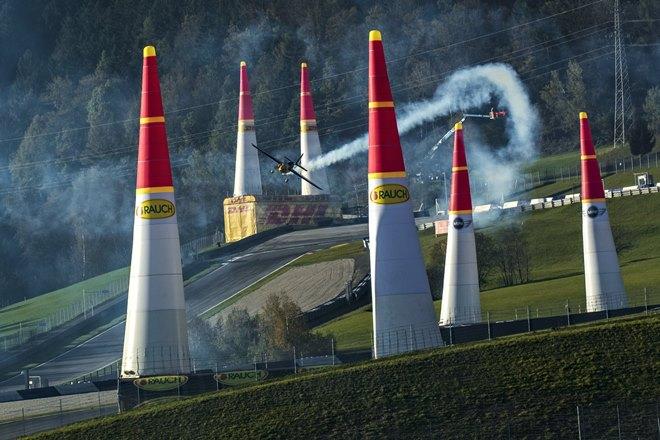 Один из этапов проводится на трассе Формулы-1 «Ред Булл Ринг»