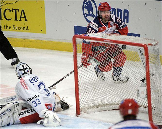 13 февраля 2011 года. Стокгольм. Еврохоккейтур. Шведские игры. Россия — Чехия — 4:2.