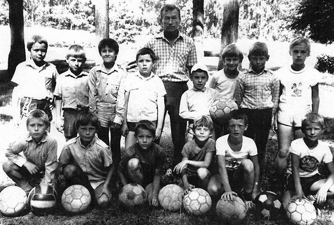 Кратово, 1991 год