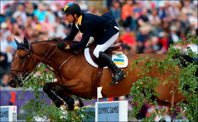 Украинский конный интернационал дебютировал в олимпийском турнире прогнозируемо