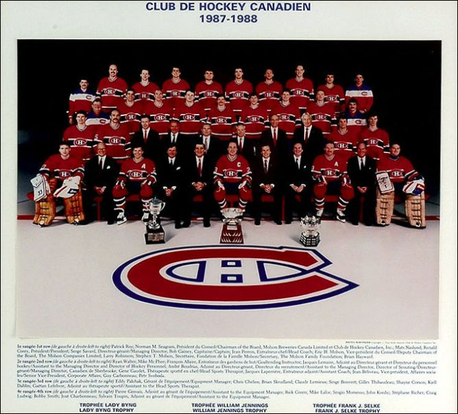 """Перед стартом сезона руководство """"Канадиенс"""" заявило о необходимости остановить """"новодела"""" из Эдмонтона и вернуть заветный трофей в Монреаль."""