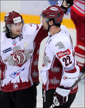 Александр Жиру (справа) и Александр Ниживий