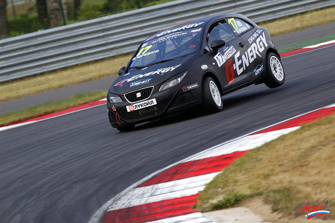 Если машина Грязина подготовлена знаменитой фирмой M-Sport, то Seat Ibiza Череваня создан силами его собственной команды